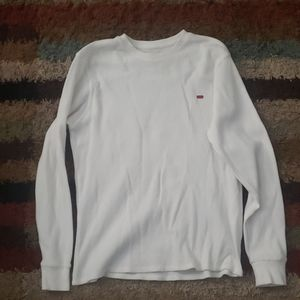 LEVIS LS THERMAL SHIRT SIZE LARGE
